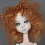 Новые девочки - новый молд. Авторские фарфоровые куклы Наташи Ясковой
