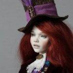 Шарнирная фарфоровая бжд кукла, автор Наташа Яскова