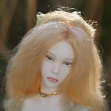 Фарфоровые шарнирные куклы Наташи Ясковой