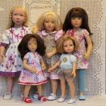 Обзор игровых кукол Petitcollin. Фануш 48 см и Фануш 44 см