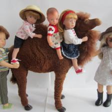 О  моей дружбе с кукольным автором  Сильвией Наттерер