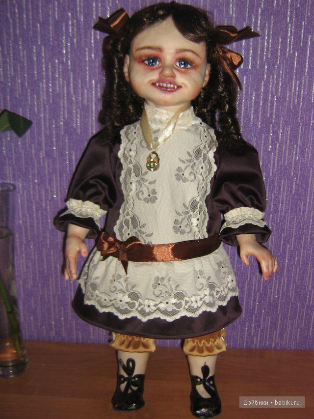 куколка Драговой Ксении, 55 см