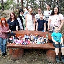Кукло-встреча в Екатеринбурге