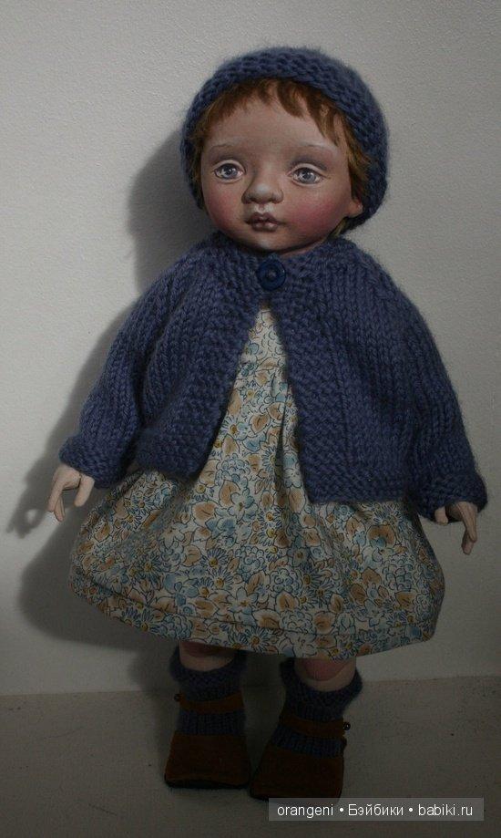 Текстильные куклы от Susie McMahon