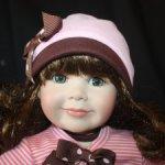 малотиражная коллекционная куколка Marie Osmond по имени Ice Scream-You Scream номер 55/300