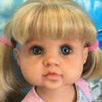 Малышка Тейлор Готц (Gotz) ООАК. ! Голубоглазая, не повторимая красавица!