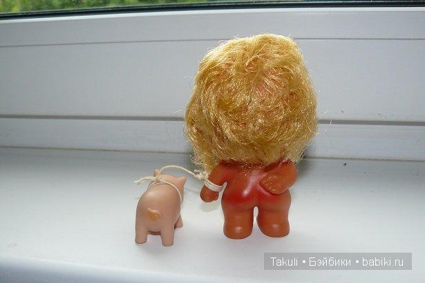 Кукла от Секигучи Рони