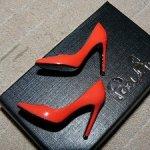 Стильные туфельки для кукол с мягкой стопой