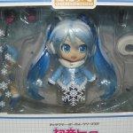 Nendoroid Snow Miku с дефектами