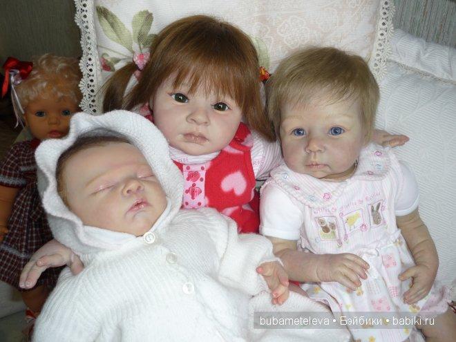 мои сестрички