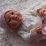 Кукла Бэби от Паола Рейна