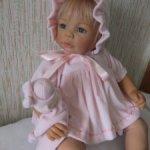 Кукла ELISE от Monika Leving