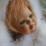 Фарфоровая кукла Mariechen от замечательного мастера Pittaya Tiasuwan