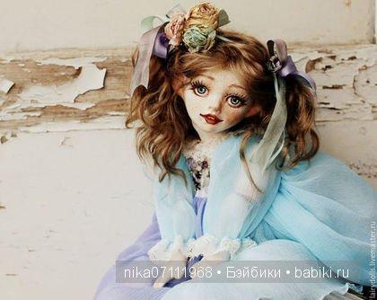 авторские куклы Ольги Бусыгиной
