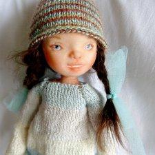 Маришка - авторская кукла