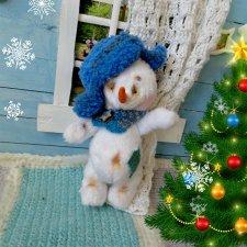 Новые малыши снеговички