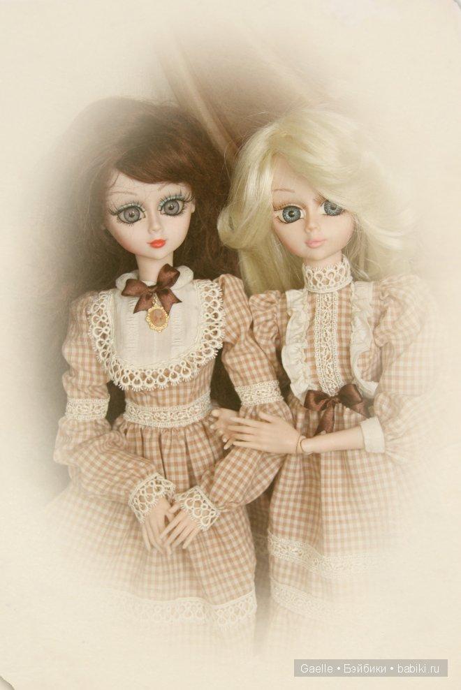 Время назад. Ретро-наряды для кукол
