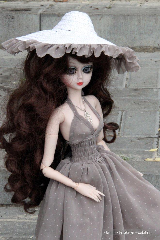 Мастер-класс пошива кукольной шляпки