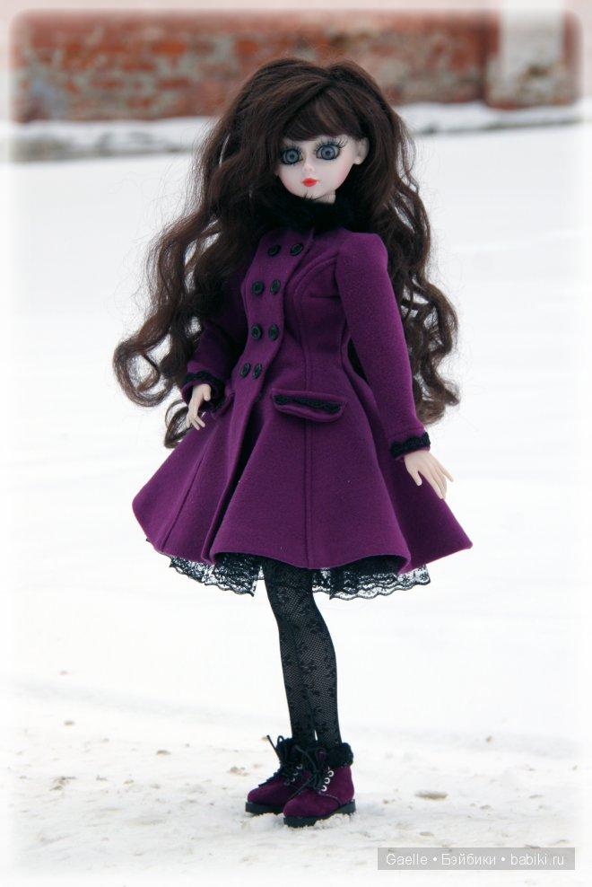 Как сшить пальто своими руками для куклы
