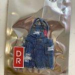 Джинсовая одежда  от тайского мастера на куколок 16 см
