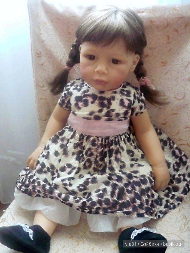 любимые куклы Евы Хелланд