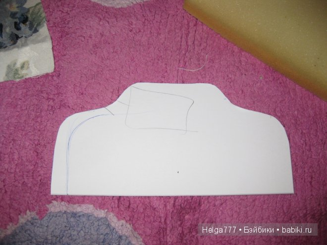 Кроватки для кукол из картона своими руками фото 649