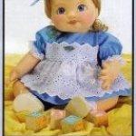 Выкройки интересных кукол