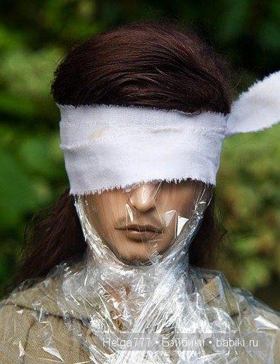 Волосы куклы своими руками мастер класс фото 764