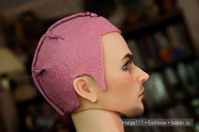 Волосы куклы своими руками мастер класс фото 652