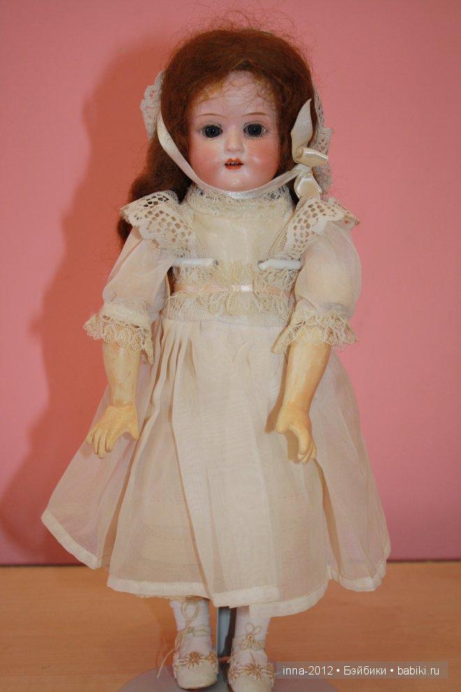 Антикварные куклы Арманда Марселя (Armand Marseille)