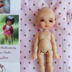 Meadow dolls Navi twinkles honey