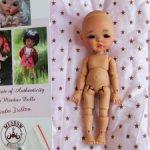 Meadow dolls Navi twinkles tan