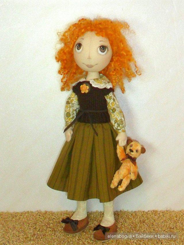 Платье куколка своими руками