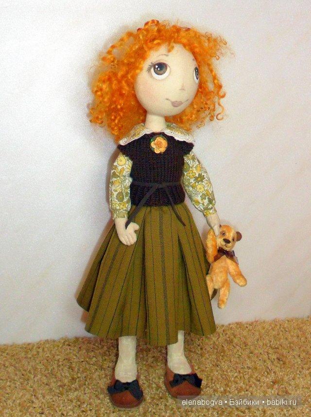 Кукла своими руками для интерьера фото фото 18