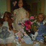 Три сестры от  Рут Треффайзен/Ruth Treffeisen