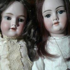 Куклы Heinrich Handwerck 119 молд