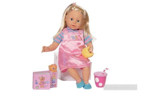Кукла Chou-Chou ученица