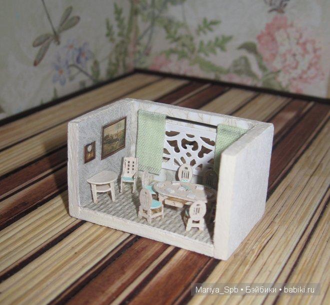 Дом для куклы своими руками - мастер-класс