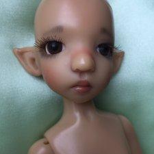Продам очаровательную малышку Коричку санкиссед от Кайе Виггс