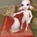 Продам лимитную русалочку Мари от Фейриленда