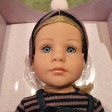 ООАК малышек Gotz 36см или Что делать, если не нравятся глазки?