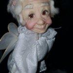 Веселая старушка фея