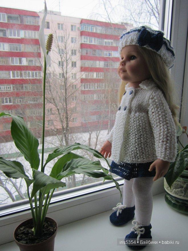 Весенние наряды. Одежда для кукол Готц