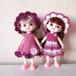 Одежда для кукол баболи (16см)