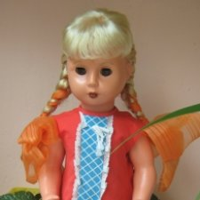 Кукла детства. Немецкая. Цена ниже.