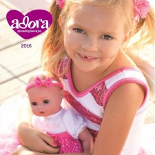 Каталог кукол Adora Dolls 2016