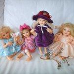 Мои славные фарфоровые куклы-малышки от Laura Lee Wambach (Лаура Ли Вамбах)