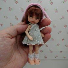Шарнирная малышка Клеора. Ростик 11 см