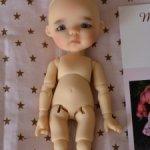 Meadow dolls Navi honey