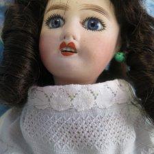 Франция. Лимож. Фарфор. Антикварные куклы